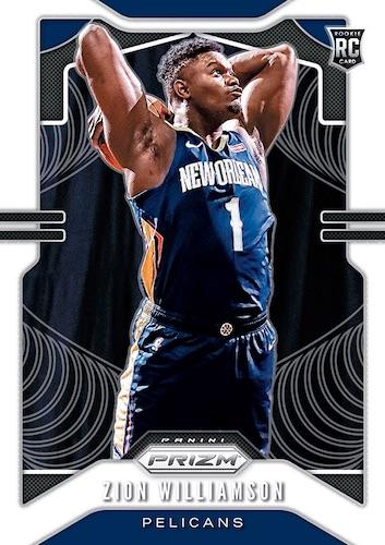 2019-20 Panini Prizm Basketball Cards 3