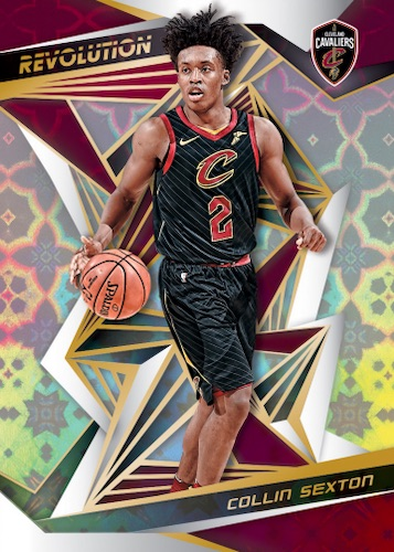2019-20 Panini Revolution Basketball Cards 4