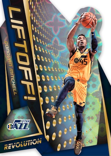 2019-20 Panini Revolution Basketball Cards 5