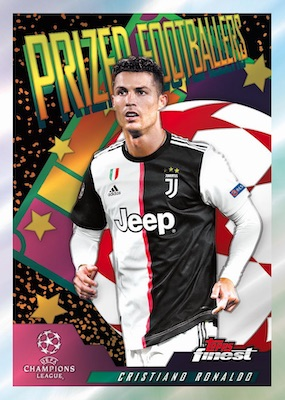 2019-20 Topps Finest UEFA Champions League Soccer Cards 4