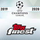 2019-20 Topps Finest UEFA Champions League Soccer Cards