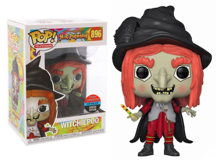 Funko Pop HR Pufnstuf Figures 2
