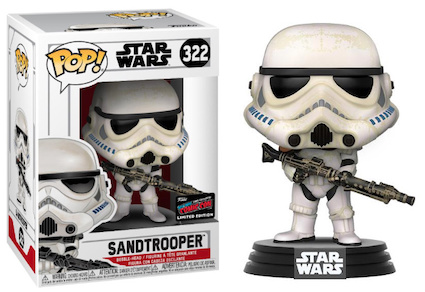 Ultimate Funko Pop Star Wars Figures Checklist and Gallery 389