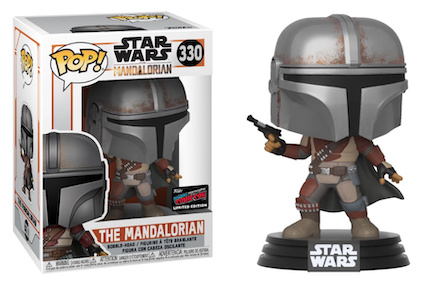 Ultimate Funko Pop Star Wars The Mandalorian Figures Gallery and Checklist 6