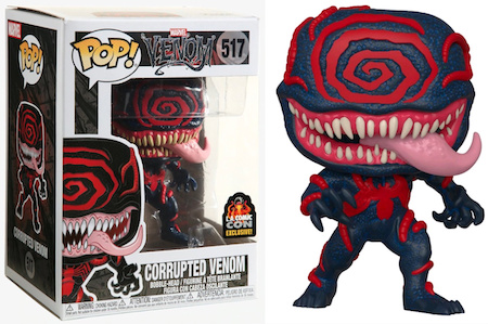 Ultimate Funko Pop Venom Figures Gallery and Checklist 40