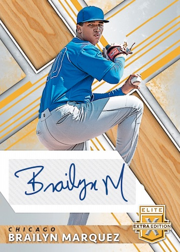 2019 Panini Elite Extra Edition Baseball Cards 8