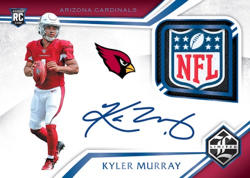 2019 Panini Limited Football Cards 4