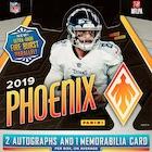 2019 Panini Phoenix Football Cards