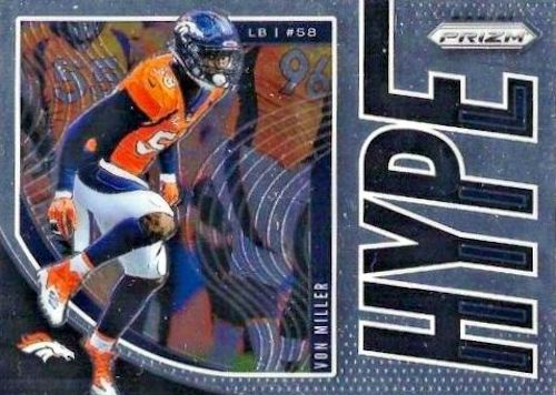 2019 Panini Prizm Football Cards 35