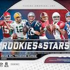 2019 Panini Rookies & Stars Football Cards