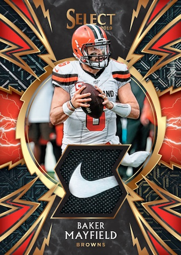 2019 Panini Select Football Cards 10