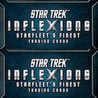 2019 Rittenhouse Star Trek Inflexions Starfleet's Finest Trading Cards