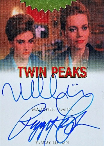 2019 Rittenhouse Twin Peaks Archives Trading Cards 27