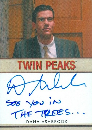 2019 Rittenhouse Twin Peaks Archives Trading Cards 25