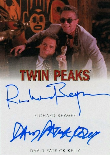 2019 Rittenhouse Twin Peaks Archives Trading Cards 30