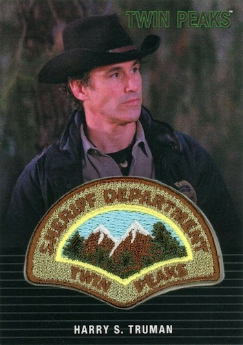 2019 Rittenhouse Twin Peaks Archives Trading Cards 33
