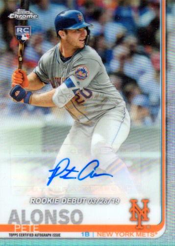 2019 Topps Chrome Update Series Baseball Cards 6