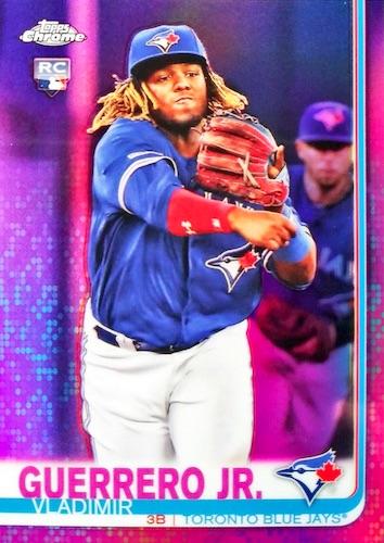 2019 Topps Chrome Update Series Baseball Cards 5
