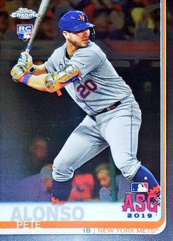 ROY! Pete Alonso Rookie Cards Guide and Top Prospects List 16