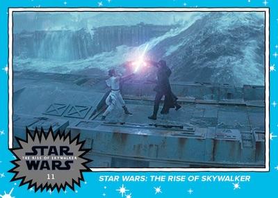 2019 Topps Star Wars Rise of Skywalker Trailer Trading Cards 5