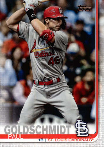 2019 Topps Update Baseball Variations Checklist and Gallery 6