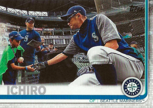2019 Topps Update Baseball Variations Checklist and Gallery 71
