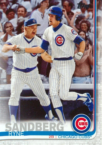 2019 Topps Update Baseball Variations Checklist and Gallery 100