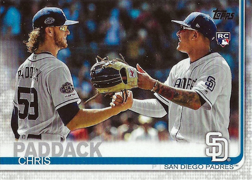 2019 Topps Update Baseball Variations Checklist and Gallery 95