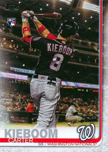 2019 Topps Update Baseball Variations Checklist and Gallery 39