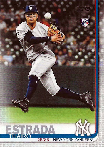2019 Topps Update Baseball Variations Checklist and Gallery 54