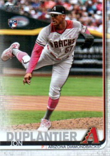 2019 Topps Update Baseball Variations Checklist and Gallery 84