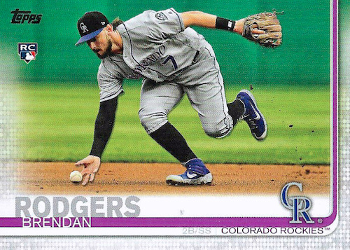 2019 Topps Update Baseball Variations Checklist and Gallery 108