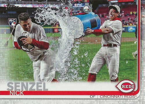 2019 Topps Update Baseball Variations Checklist and Gallery 19