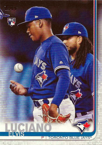 2019 Topps Update Baseball Variations Checklist and Gallery 25