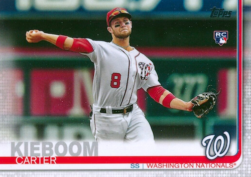 2019 Topps Update Baseball Variations Checklist and Gallery 38