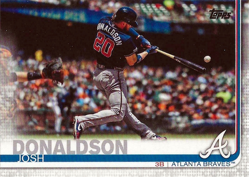 2019 Topps Update Baseball Variations Checklist and Gallery 93