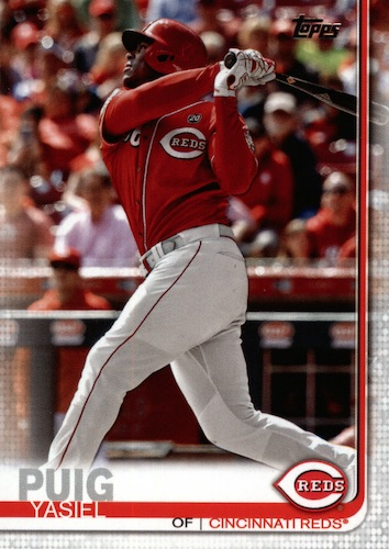 2019 Topps Update Baseball Variations Checklist and Gallery 33