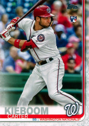 2019 Topps Update Baseball Variations Checklist and Gallery 37