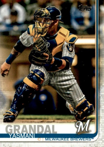 2019 Topps Update Baseball Variations Checklist and Gallery 75