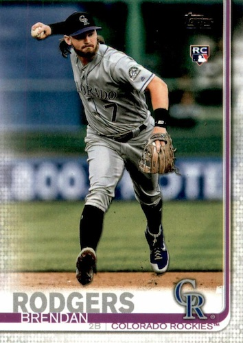 2019 Topps Update Baseball Variations Checklist and Gallery 106