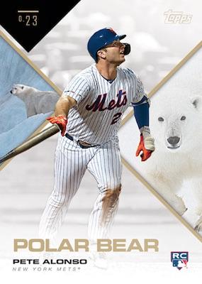 2019 Topps X Tatis Jr. 0.23 Baseball Cards 4