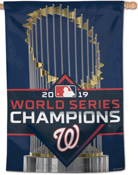 2019 Washington Nationals World Series Champions Memorabilia Guide 10