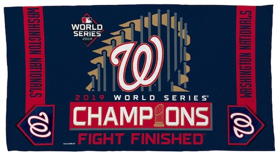 2019 Washington Nationals World Series Champions Memorabilia Guide 9
