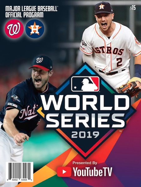 2019 Washington Nationals World Series Champions Memorabilia Guide 11