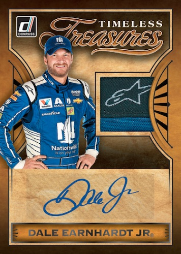 2020 Donruss Racing NASCAR Cards - Retail Wrapper Redemption 10