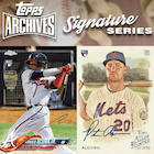 2020 Topps Archives Signature Series Active Player Edition Baseball Cards