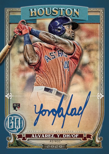 2020 Topps Gypsy Queen Baseball Cards 5