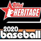 2020 Topps Heritag 1-400 Baseball
