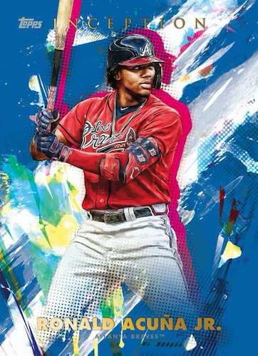 2020 Topps Inception Baseball Cards 4