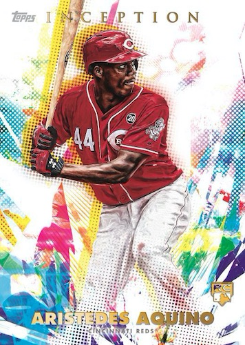 2020 Topps Inception Baseball Cards 3